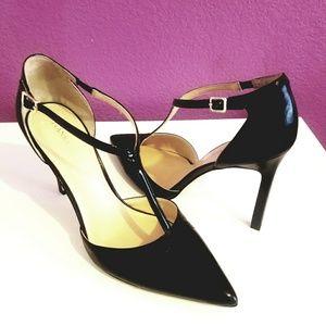 Ivanka Trump black heels